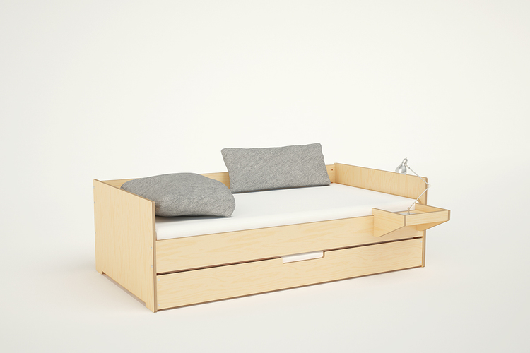 CasaKids Cabin Daybed