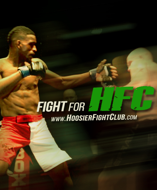 Fight for Hoosier Fight Club - Neil Magny