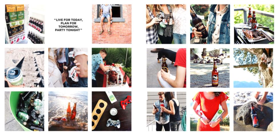 Russell Beer 2014-2015 // Photography: Sam Ellis + Hannah Lim Copy + Compilation: Sam Ellis