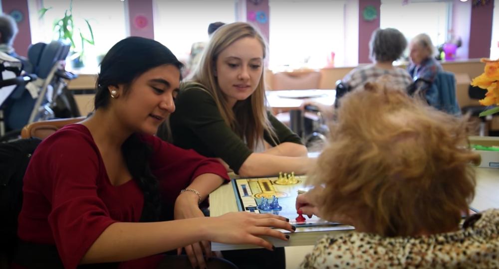 Alzheimer's Buddies - Shot and edited a video for Harvard Alzheimer's Buddies. (May 2016)