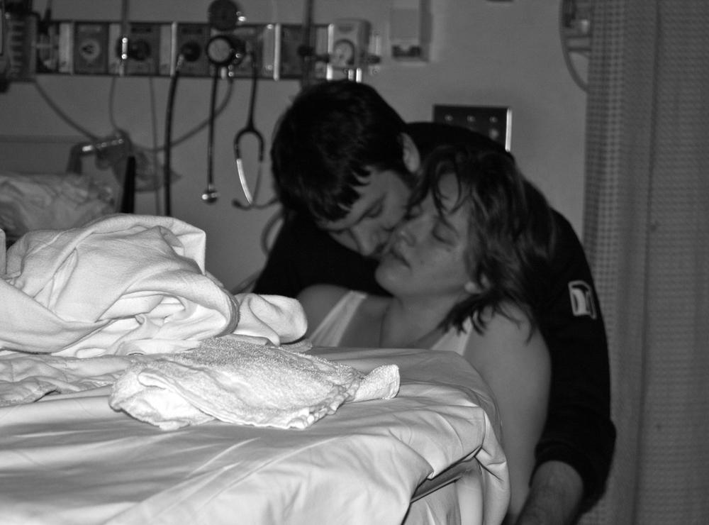 unmedicated hospital birth