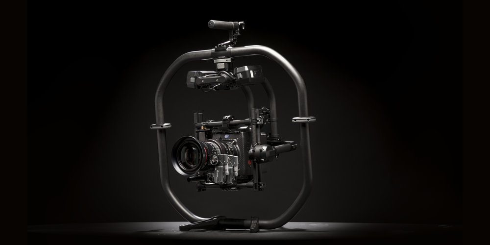 The MōVI Pro was highly anticipated before its release. Here it is with an Arri Alexa Mini, Angenuex Optimo, Hocus Reflex FIZ Motors, and custom mods.  Photo Credit: Jeffrey Moustache