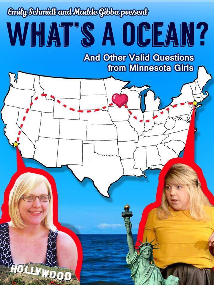 What's A Ocean? & Other Valid MN Girl Questions