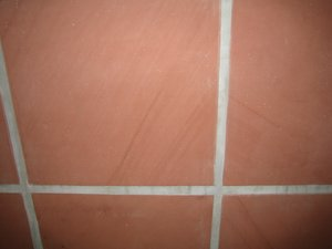 27. Teracotta sandstone