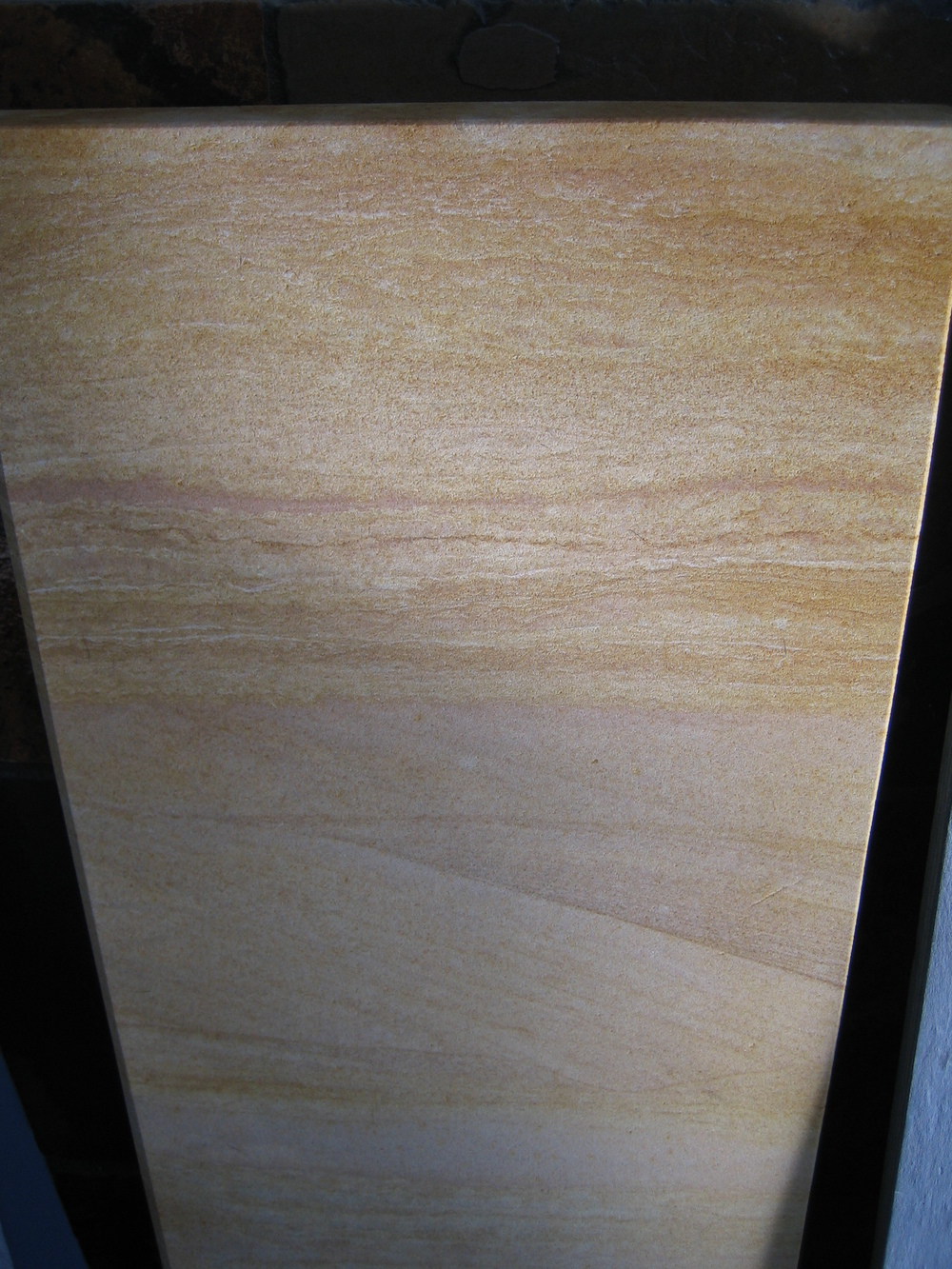 45. Woodgrain sandstone colour sample