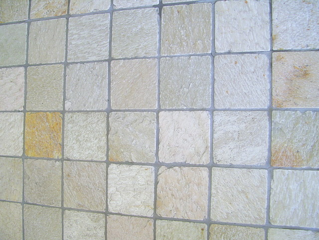9. Quartzite mosaic tiles 100x100mm