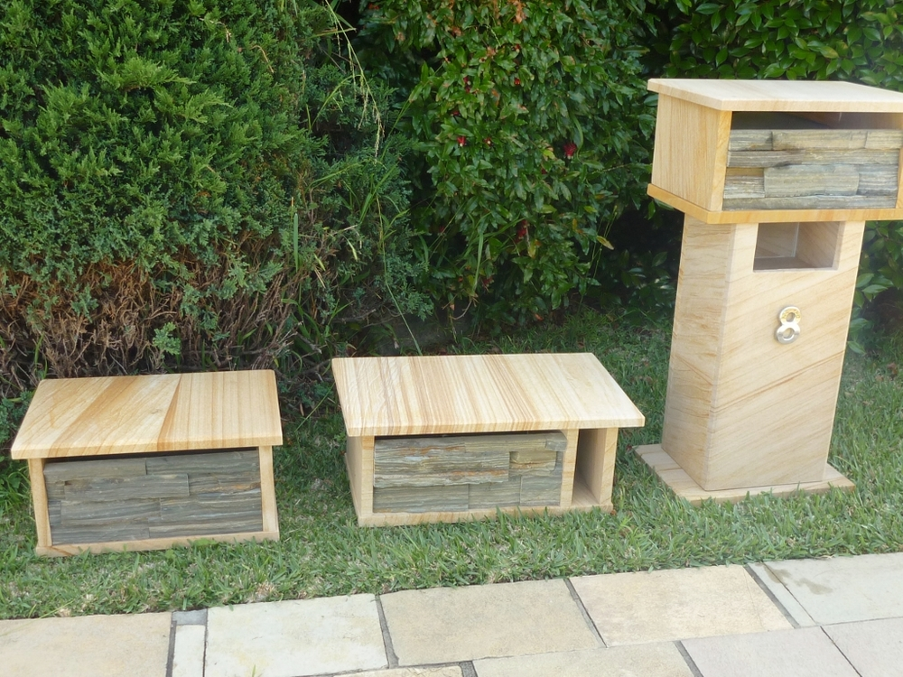 80. Letterbox tops with stacker fronts cost $250 to $280 letterbox cost with base $487