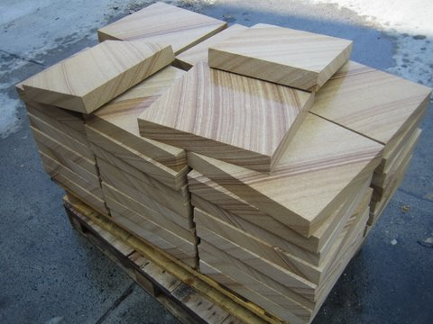 15. This is 40mm thick sawn cut capping. Can be used as pier capping. We can cut to size required by customer.
