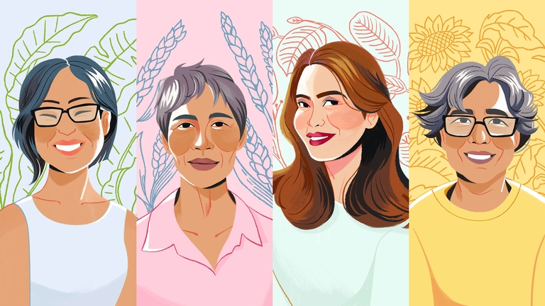 CNN Life - Life is a new lifestyle site that aims to provide an in-depth and insightful take on local culture.FOOD | FOUR WOMEN WHO ARE CHANGING PHILIPPINE AGRICULTURE, 2018