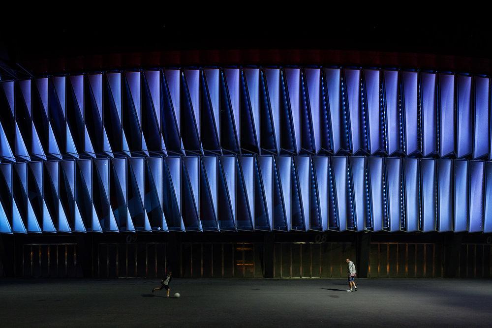 San Mames Stadium. Bilbao