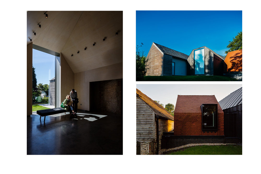 Ditchling Art and Craft Museum by Adam Richards. Ditchling. East Sussex, England