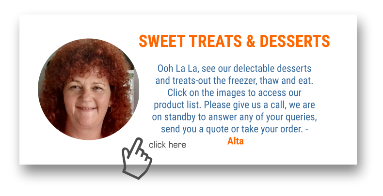 Click here to go to Sweet Treats and Desserts.