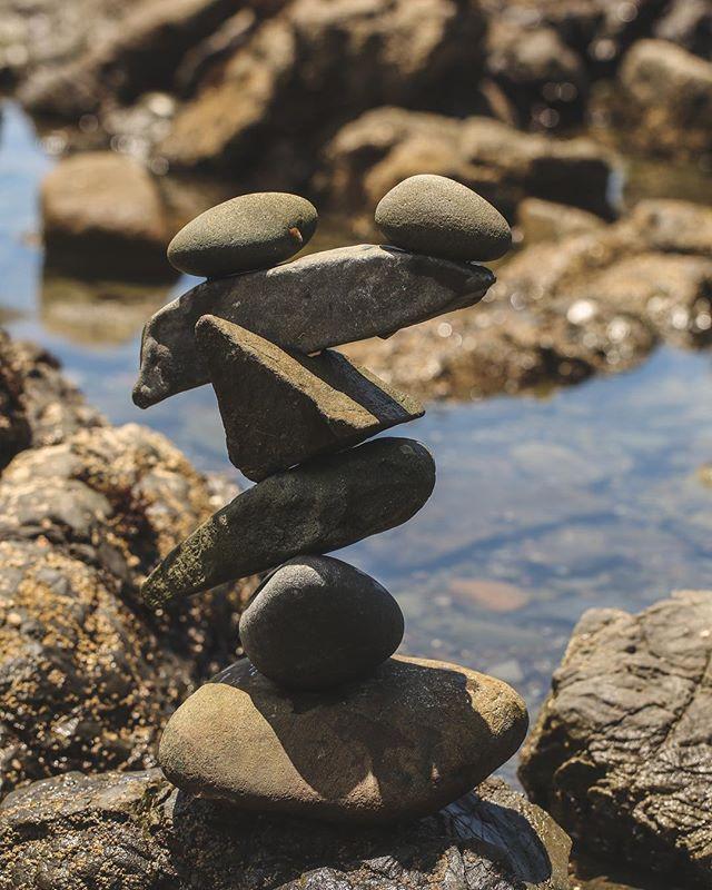 My first Zen rock. 👌🏻🗿
