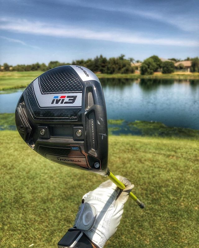 Huge shoutout to @sxsgolf for the @taylormadegolf M3 Driver. This @ustmamiyagolf V2Proforce shaft is amazing. Couldn't be happier to win this thing. The #swooshbombofchrist is servin me well today. Been golfin with this app the last few months and it's quite the treat vs always findin the pencil to write down your score. Do ittttt. @sxsgolf