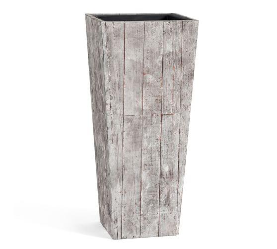 Pottery Barn: Reclaimed Wood Planter