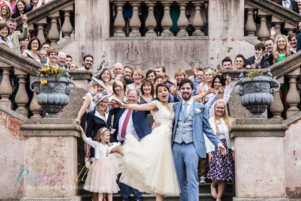 Venue - Kilmainham Royal Hospital Wedding Photography - Nicolette Spelic Photography