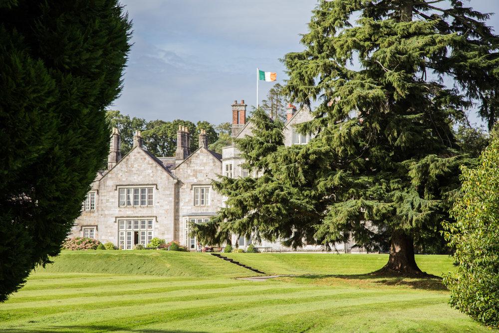Wedding Venue:Lough Rynn Castle Wedding Photography: Nicolette Spelic Photography