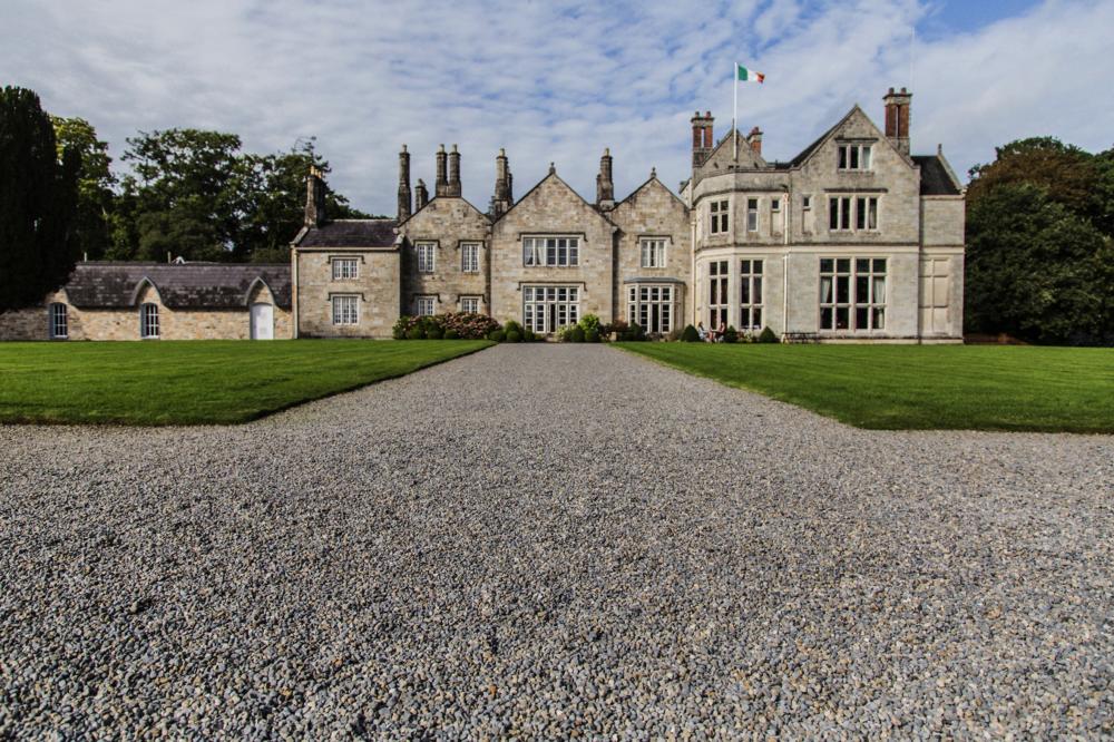 Lough Rynn Castle - Co. Leitrum / Ireland