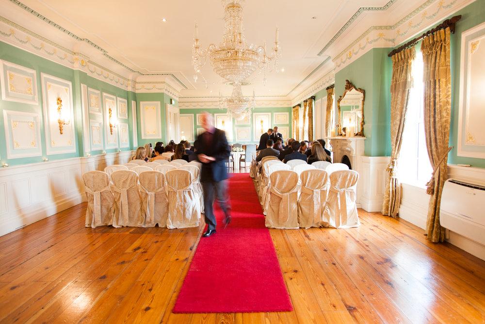 Killashee House Hotel, Co. Kildare / Ireland