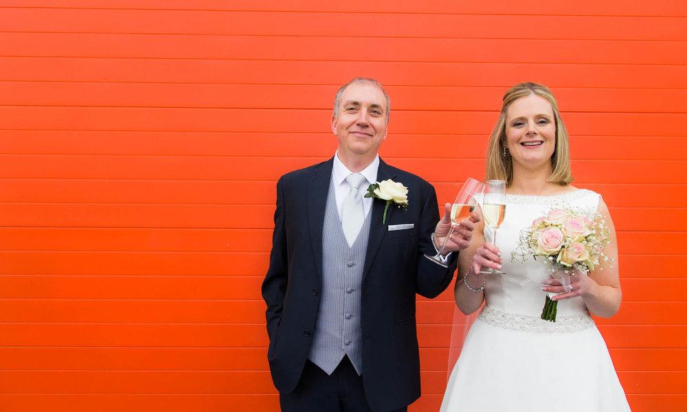 Wedding at Lough Ree, 2017