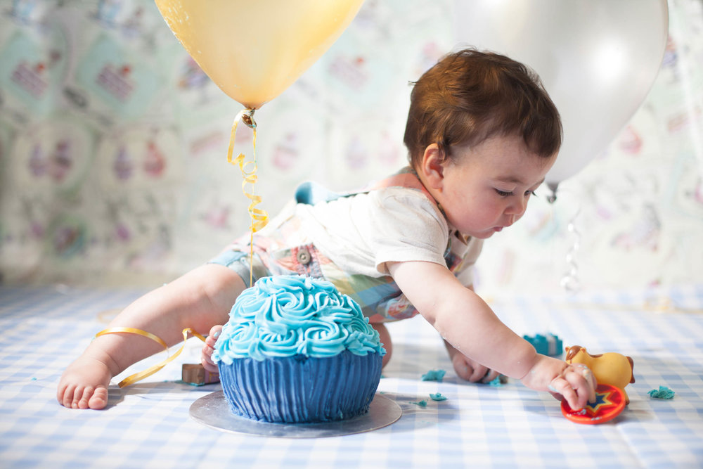 Baby Photography Ireland, Newborn Photography Ireland, Cake Smash Ireland