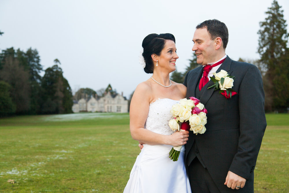 Lough Rynn wedding photography Ireland