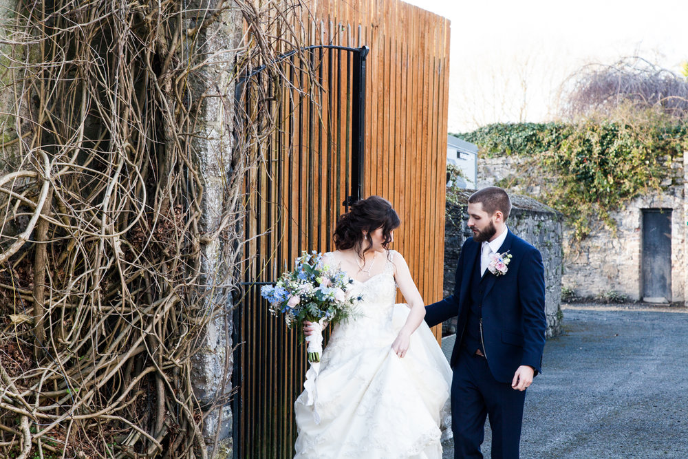 Leixlip Manor House & Gardens, Wedding Photography Ireland