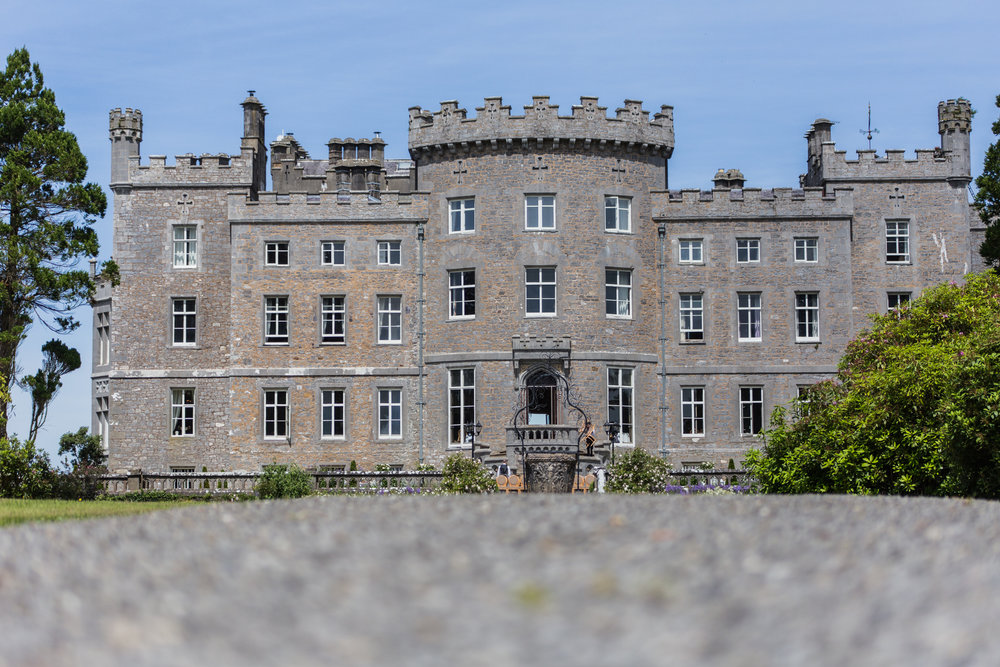Markree Castle County Sligo Ireland Wedding Photography