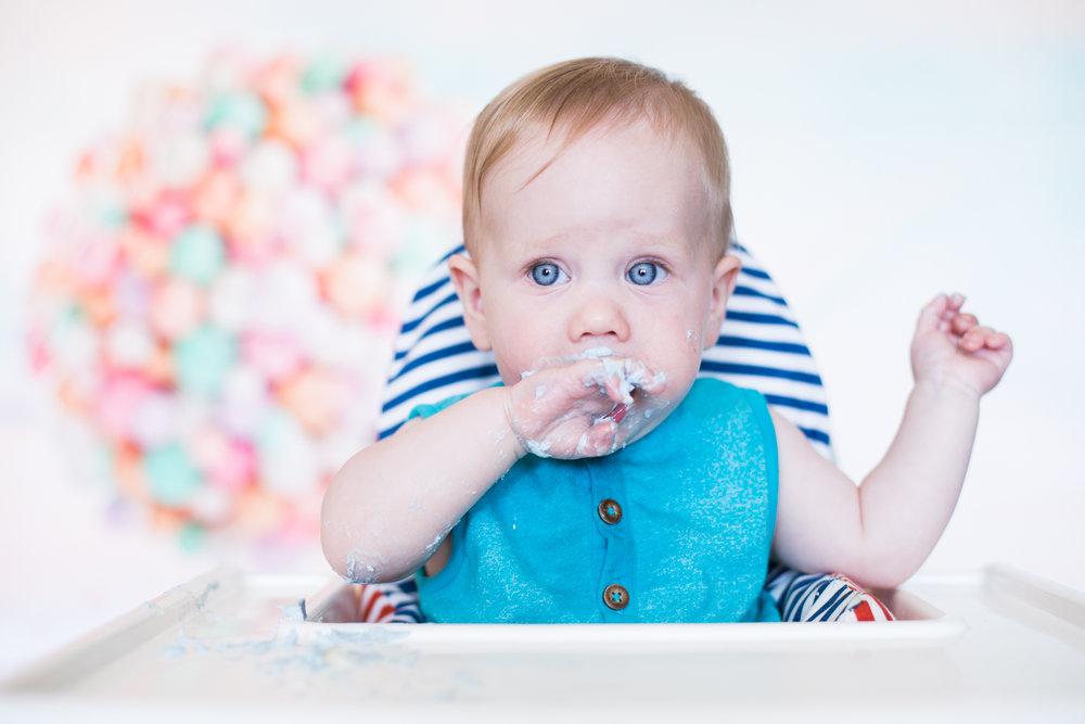 Cake Smash photography Baby photography ireland
