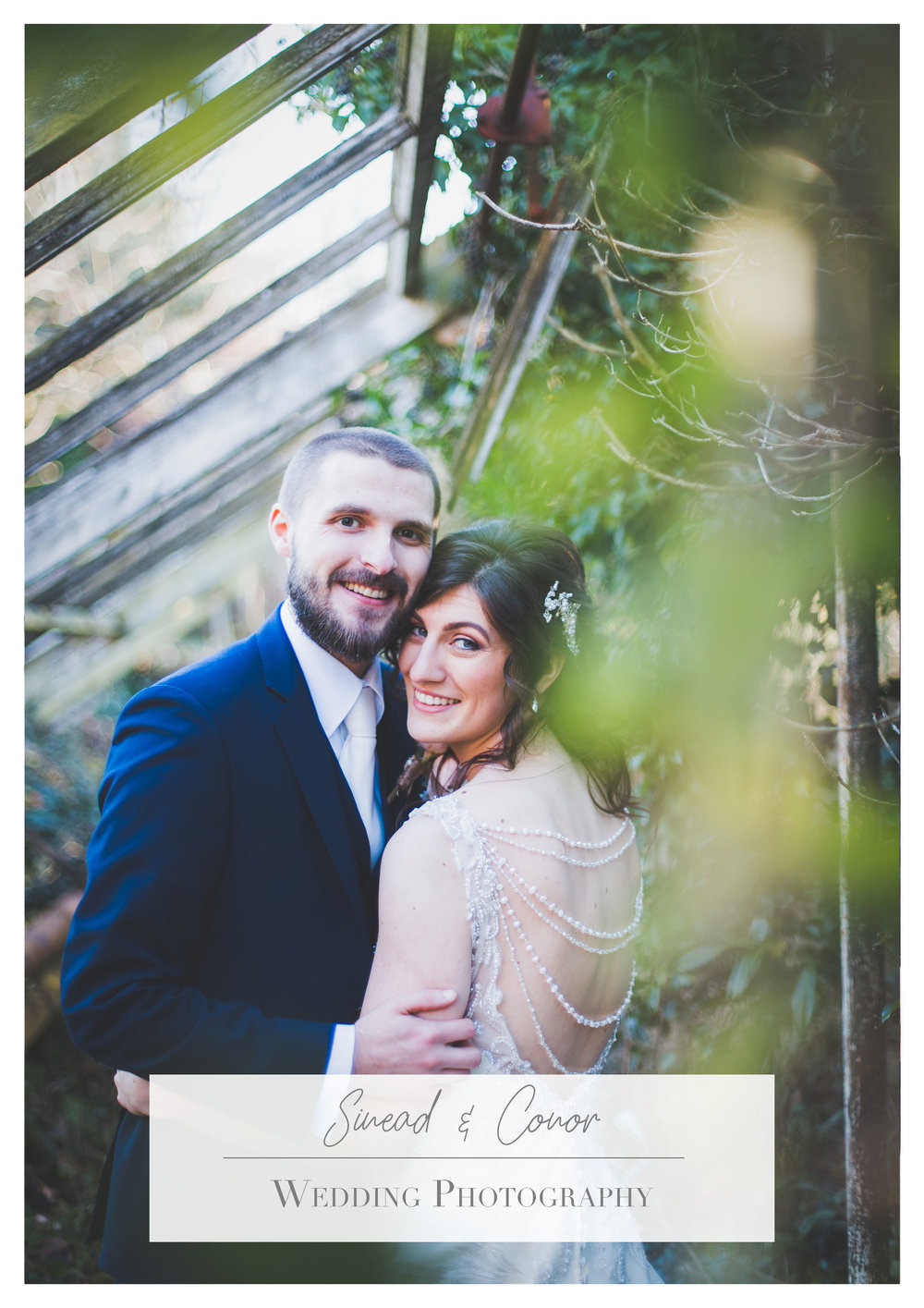 Wedding in Leixlip Manor House & Gardens, 2017