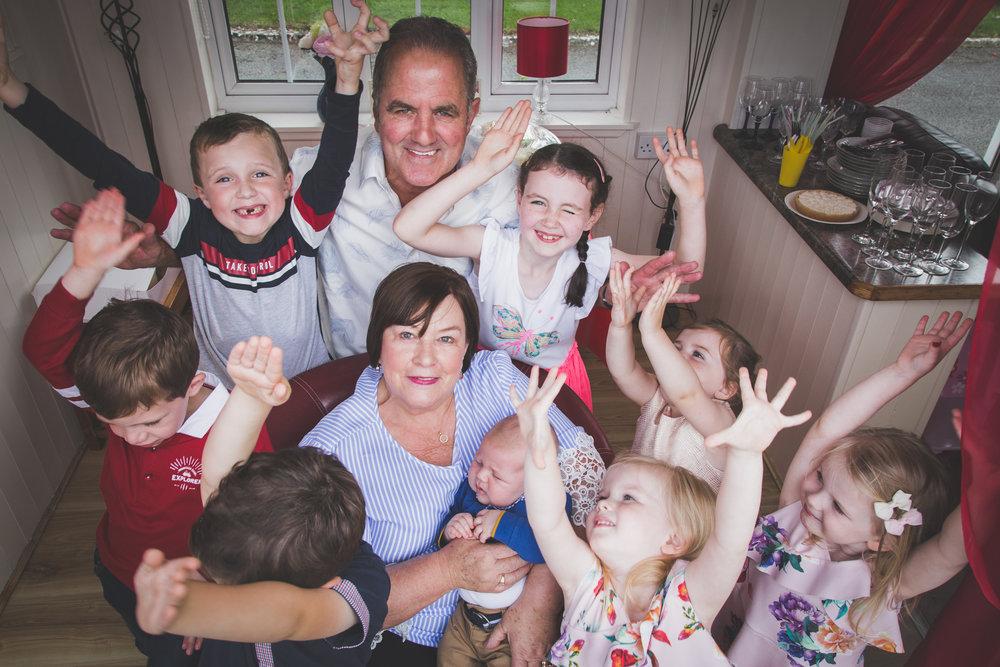 Family photography Ireland Anniversary photography