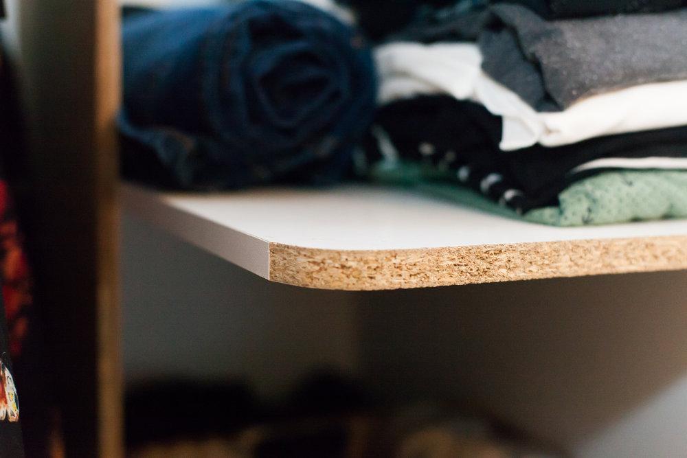 sliding wardrobe doors DIY furniture Ireland Roscommon IKEA B&Q B and Q