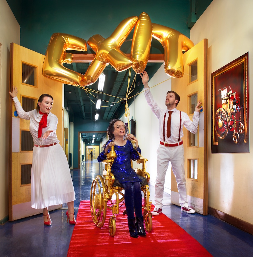 'An original, unprecedented piece of musical theatre.' Exeunt Magazine