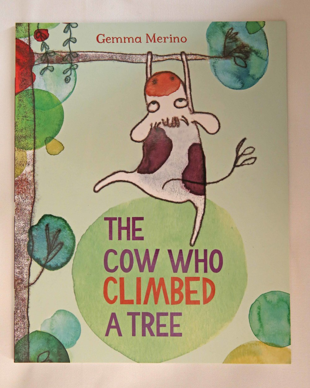 The Cow Who Climbed A Tree: the 2016 winner of Oscar's Book Prize