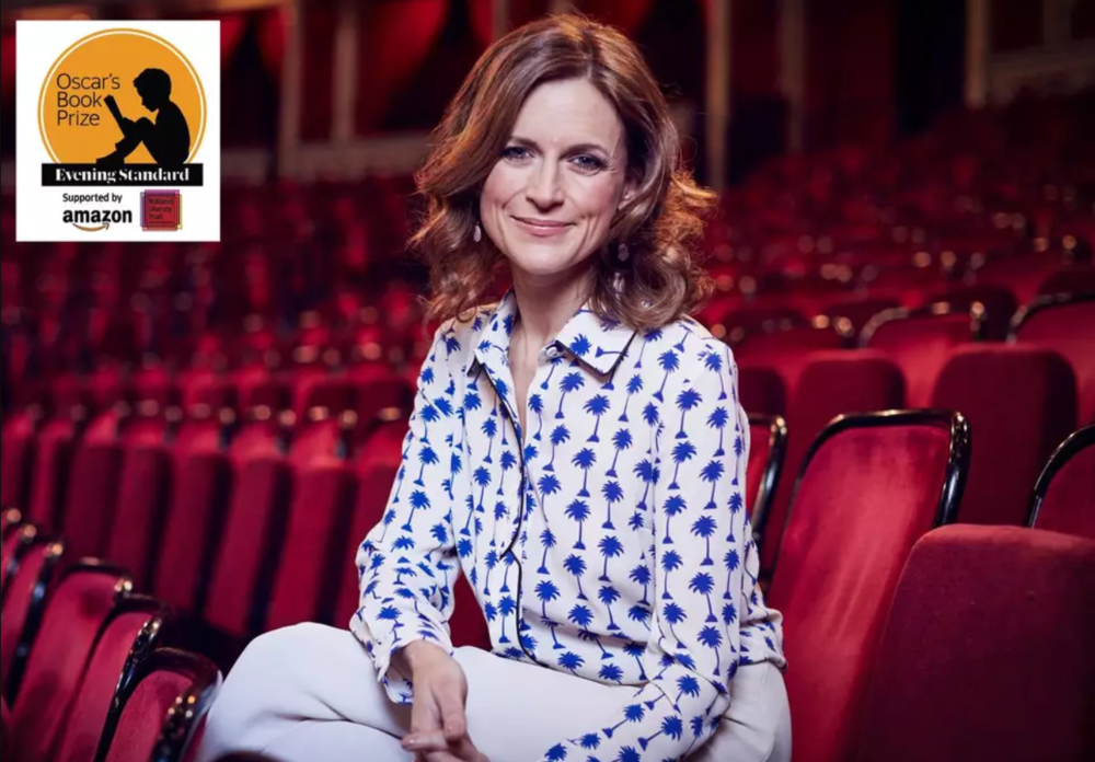 New judge: BBC presenter Katie Derham joins Oscar's Book Prize 2018 as a judge (Photo: Evening Standard)