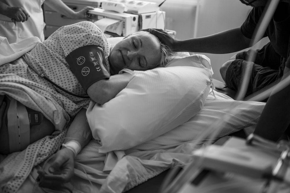 Geburtsfotografie - Julia Erz zeigt Geburtsfotos