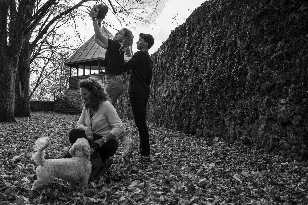 Familienfotografie | Familienfotos mit älteren Kindern |