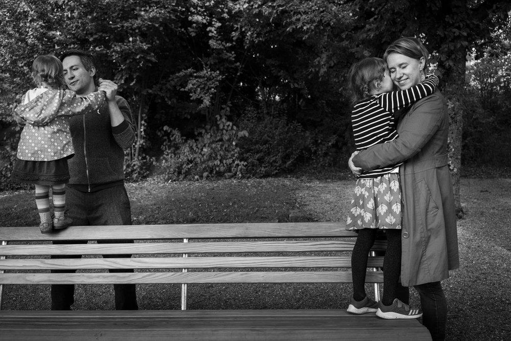 Familienreportage in der Stadt | Familienfotografin Lörrach Julia Erz