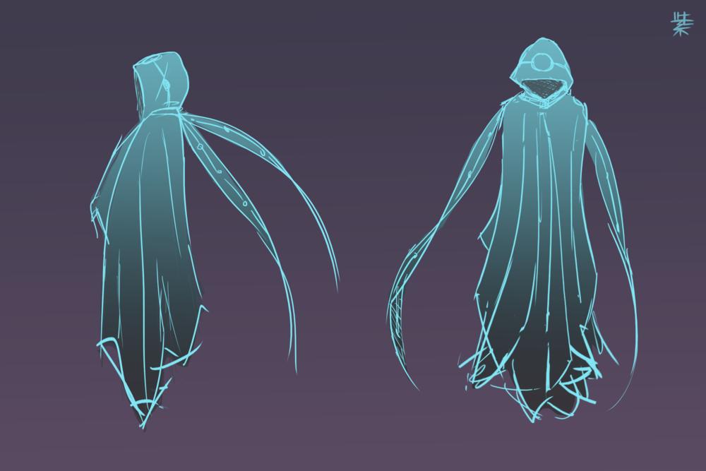 Concept Art - Phantom