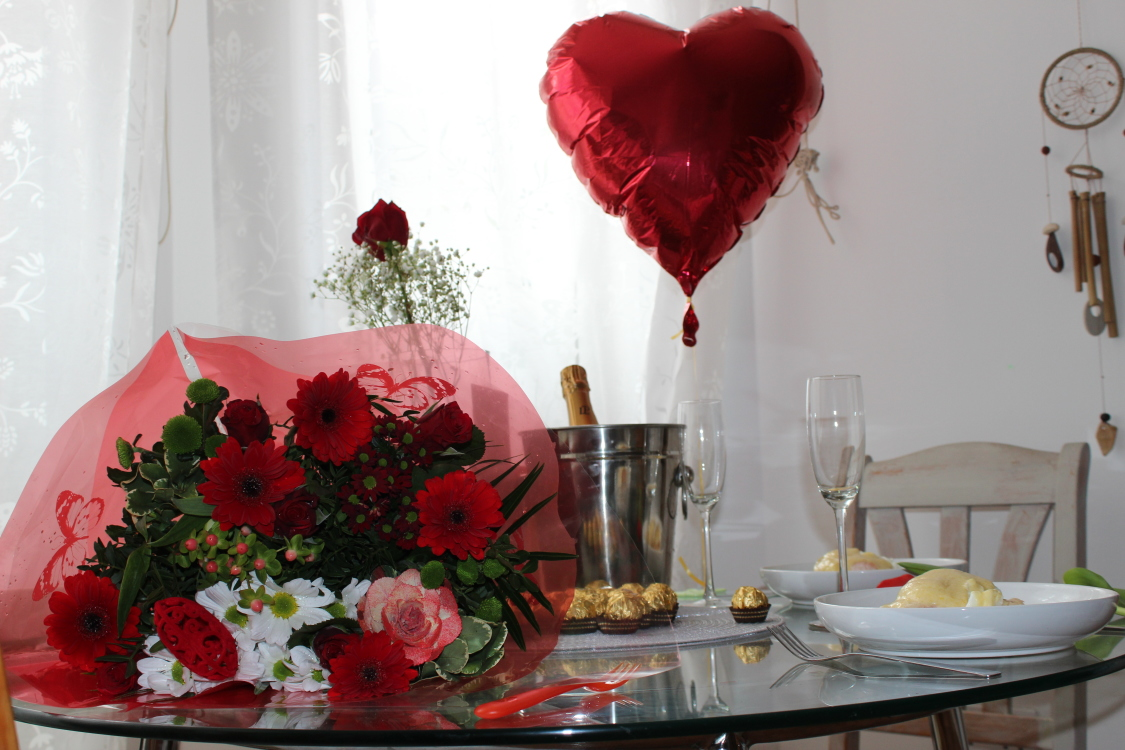 Valentine Day Family Brunch