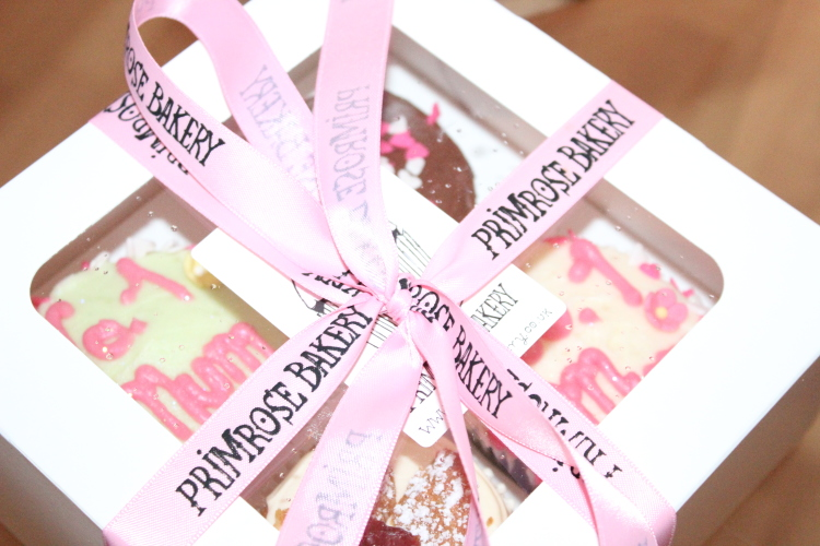 Beautifully Packaged by Primrose Bakery