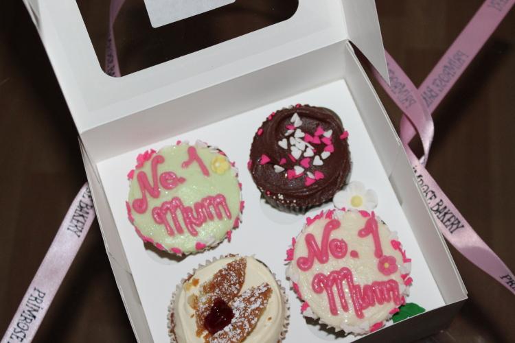 My Favourite Primrose Bakery Cupcakes