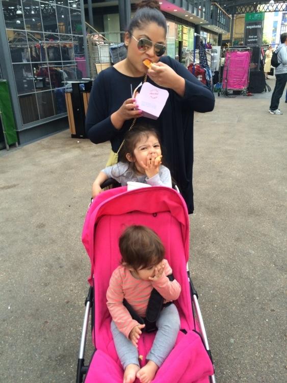 Family Blog - Spitalfields Market