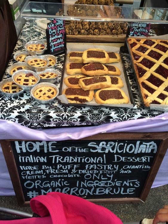 Family Blog - Spitalfields Market 2