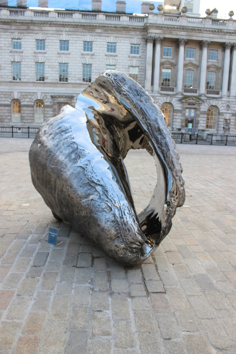 Seashell at somerset house