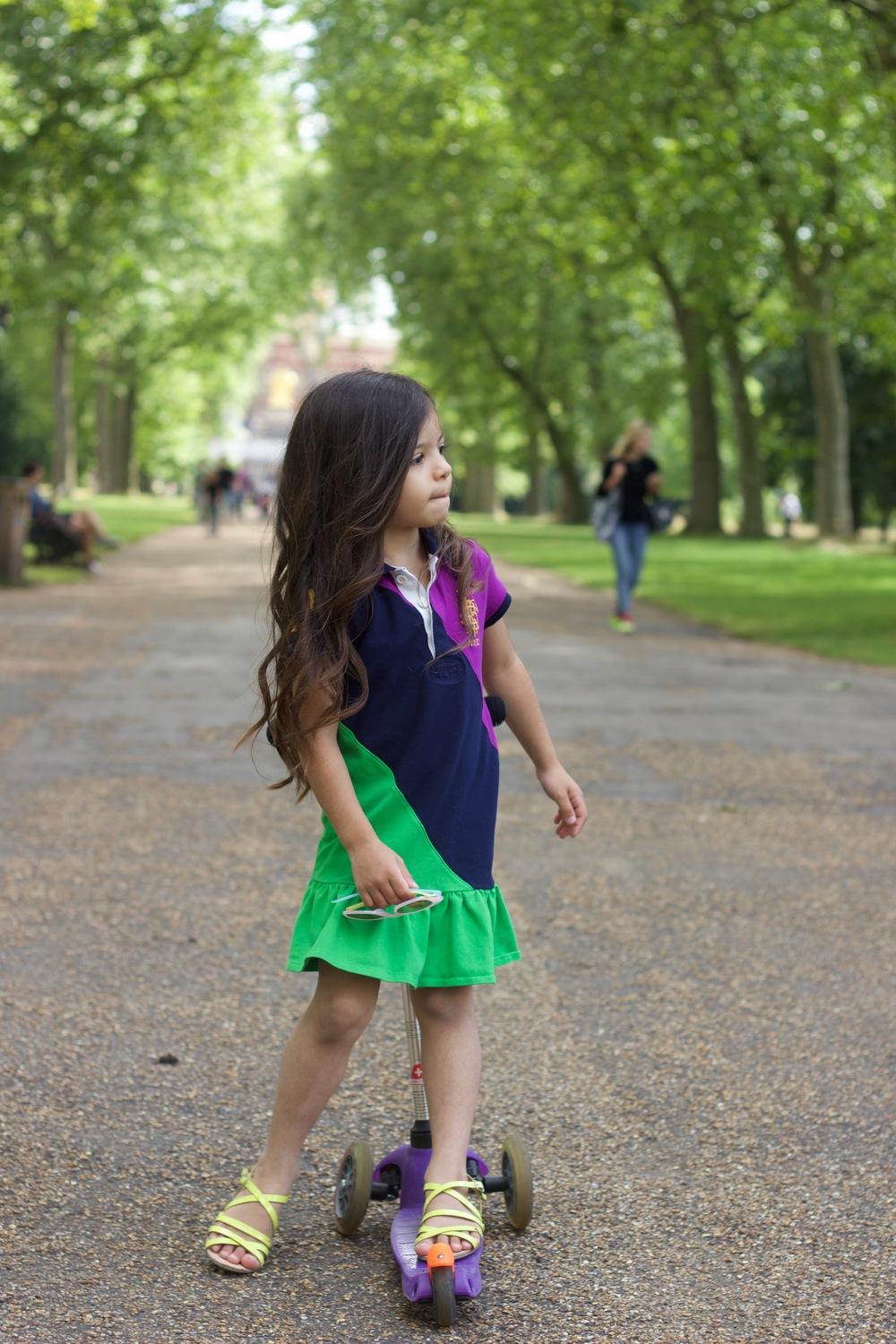 ralph lauren girls dress