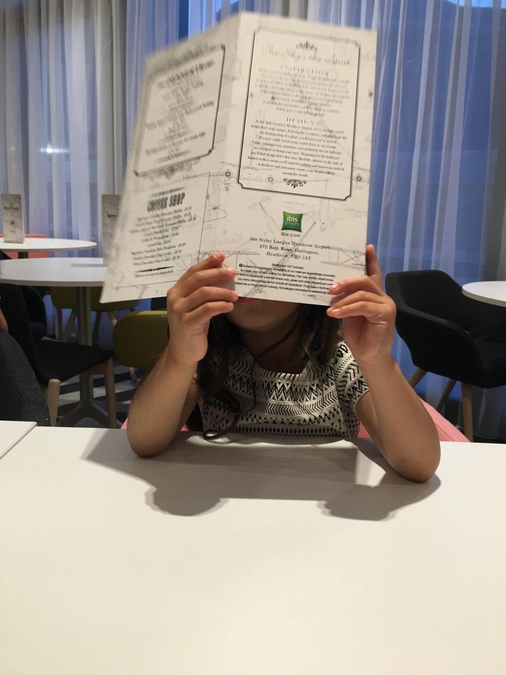 restaurant hotel ibis styles heathrow