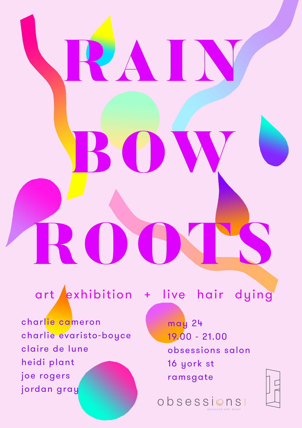 Obsessions Salon - Rainbow Roots Poster.jpg