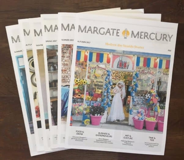 margate mercury issue