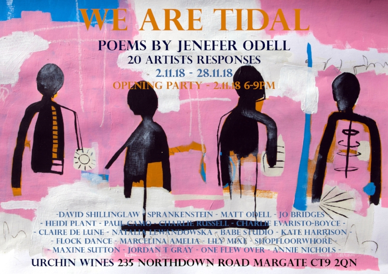 We Are Tidal Jenefer Odell